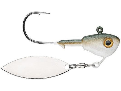 Buckeye Su-Spin Single 1-4oz Arkansas Shiner