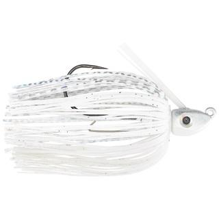 Strike King Swimming Jig 1-4oz White