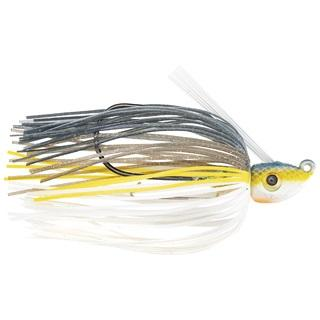 Strike King Swimming Jig 1-4oz Sexy Shad