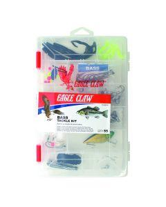 Eagle Claw Tool Freshwater Tackle Kit Bass