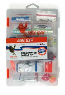 Eagle Claw Tool Freshwater Tackle Kit