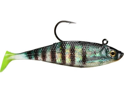 "Storm WildEye Swim Shad 2"" 1-8oz 3ct  Bluegill"