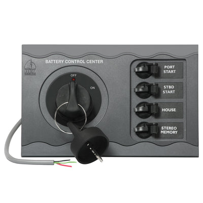 BEP Battery Control Center f-Twin Engine Remote