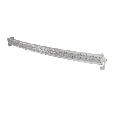 HEISE Dual Row Marine Curved LED Light Bar - 42""