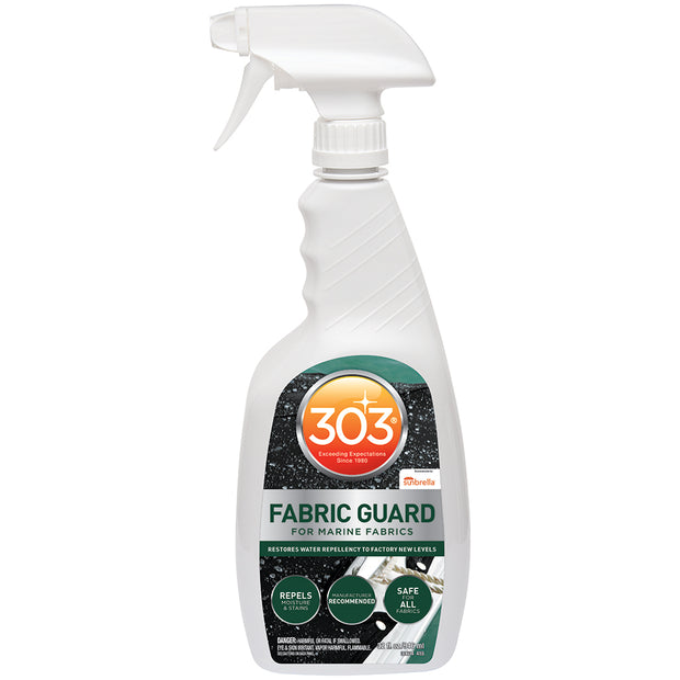 303 Marine Fabric Guard w-Trigger Sprayer - 32oz