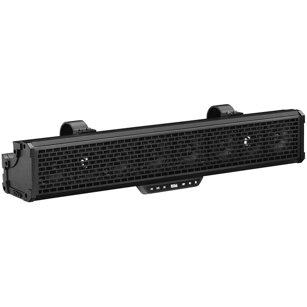 "Boss Audio BRT27A 27"" Power Sports Sound Bar w-Bluetooth & Built-In Dome Light - Black"