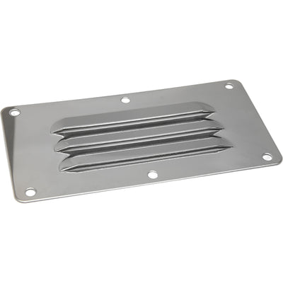 "Sea-Dog Stainless Steel Louvered Vent - 5"" x 2-5-8"""