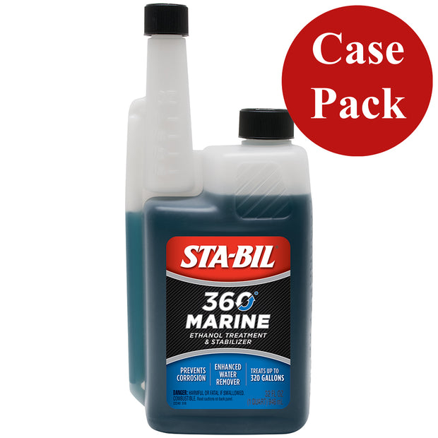 STA-BIL 360® Marine™ - 32oz *Case of 6*
