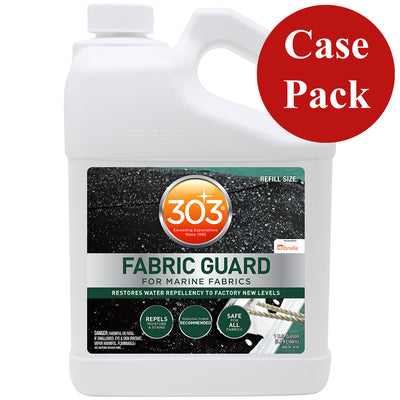 303 Marine Fabric Guard - 1 Gallon *Case of 4*