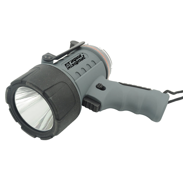 Aqua Signal Cary LED Rechargeable Handheld Spotlight - 350 Lumens