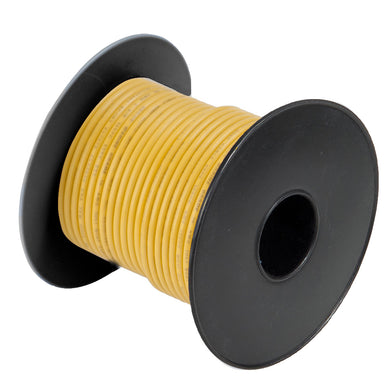 Cobra Wire 14 Gauge Marine Wire - Yellow - 250'