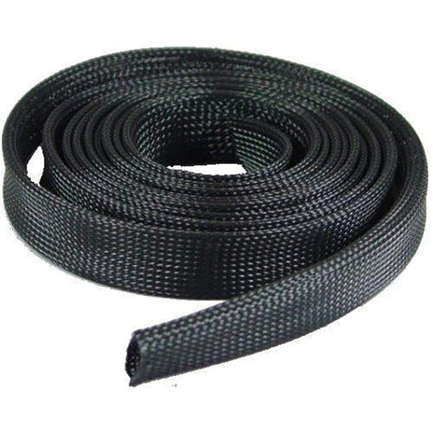 "T-H Marine T-H FLEX™ 1-2"" Expandable Braided Sleeving - 100' Roll"