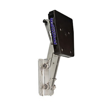 Panther Marine Outboard Motor Bracket - Aluminum - Max 20HP
