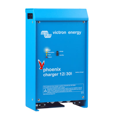 Victron Phoenix Charger - 12V - 30A (2+1) - 120-240VAC