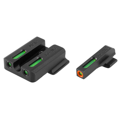 TruGlo TFX SandW MandP Set Pro ORN Handgun Sight