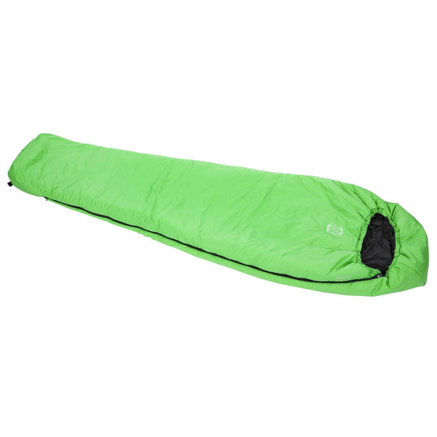 Snugpak Softie 9 Equinox Sleeping Bag Green Zip