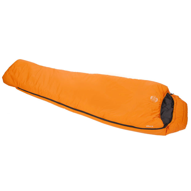 Snugpak Softie 15 Intrepid Sleeping Bag Orange Zip
