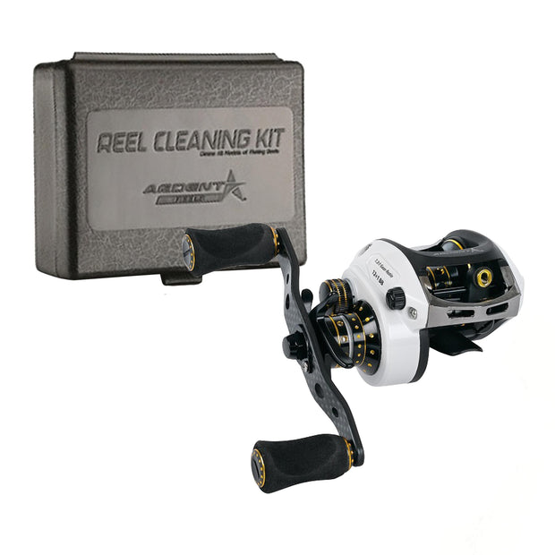 Ardent Apex Grand Reel and Cleaning Kit Bundle