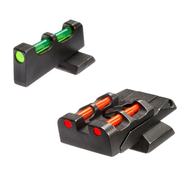 HIVIZ Interchangeable Front Rear Sight Set S and W M and P