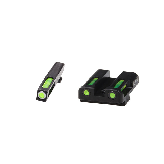 HIVIZ LiteWave H3 Sight Set Glock 9mm 40 S and W .357 Sig