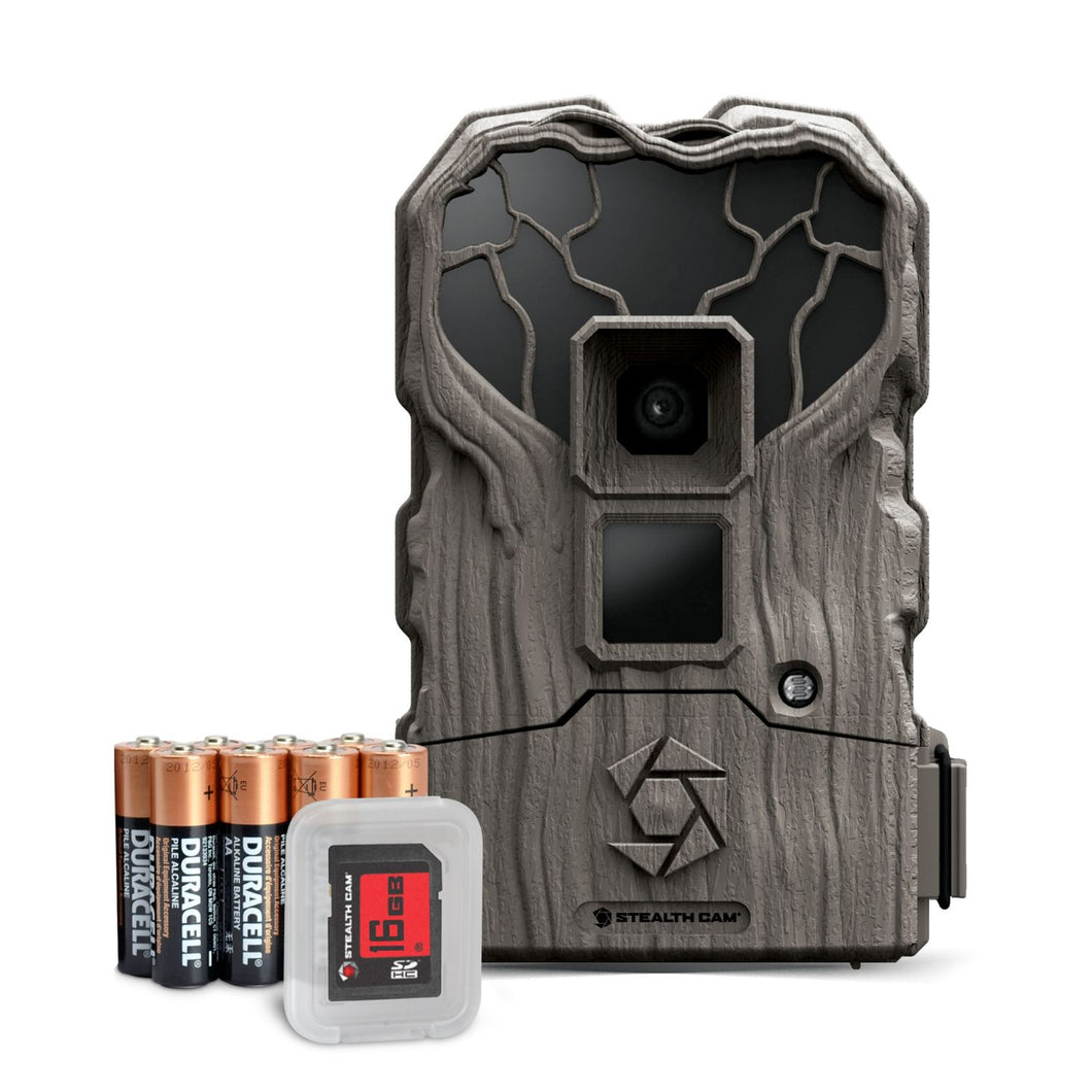 Stealth Cam QS18NG Combo Kit