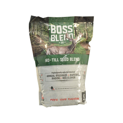 Boss Buck Boss Blend No Till Seed 5lb