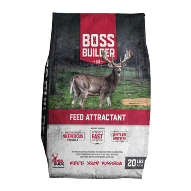 Boss Buck Builder Feed Attractant 20lb