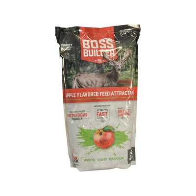 Boss Buck Boss Builder Apple Feed Attractant 5lb