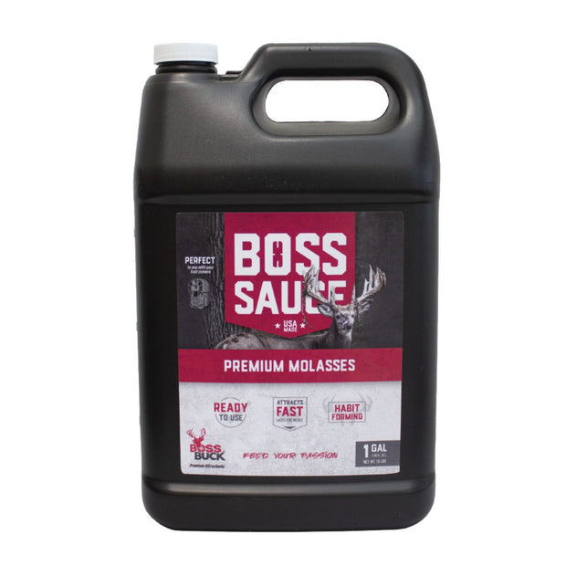 Boss Buck Boss Sauce Premium Molasses 1 Gallon