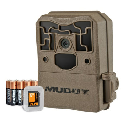 Muddy Pro Cam with Battery and SD Card