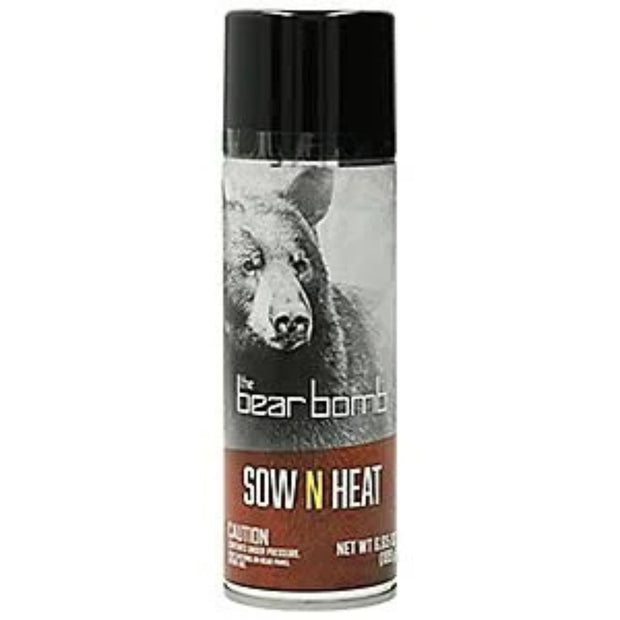 Bear Bomb In Heat 6.65 Oz Aerosol