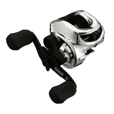 13 Fishing Origin Chrome Baitcast Reel 8.1:1 RH