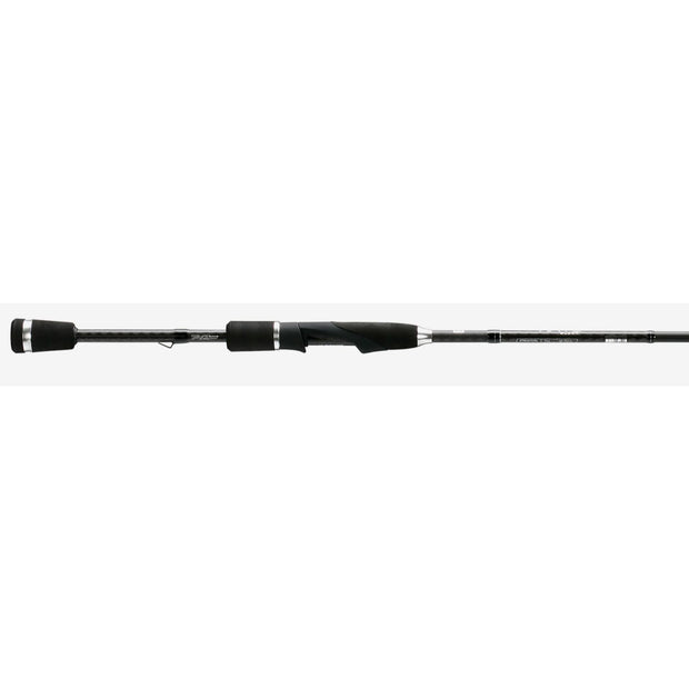 13 Fishing Fate Black 7ft 2in Light Spinning Rod