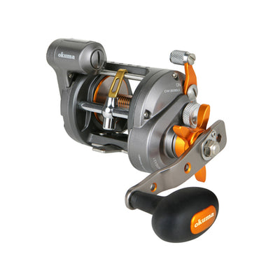 Okuma Cold Water Linecounter Reel  2+1BB 5.1:1 12lb 290yd LH