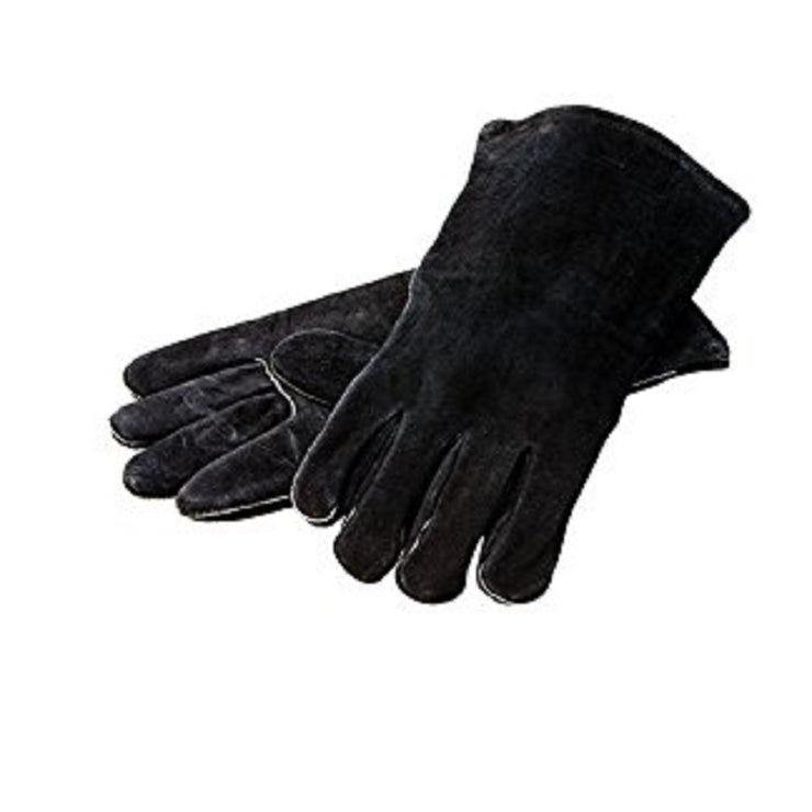 Lodge Logic Leather Gloves