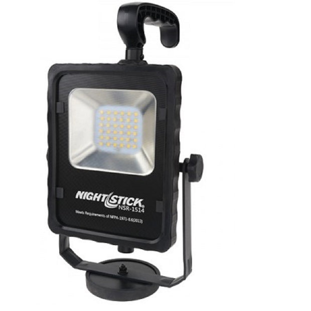 Nightstick Rechargeable LED Area Light with Magnetic Base