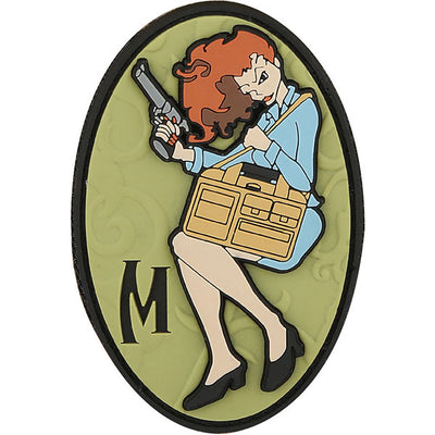 Maxpedition Morale Patch Concealed Carrie 2.0 x 3.0 in