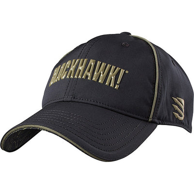 Blackhawk Performance Stretch Fit Cap Black M-L