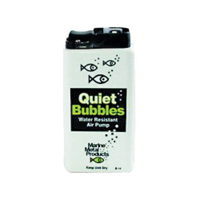 Marine Metal Aerator Quiet Bub 1.5V 33 Hrs W-2 D Battery