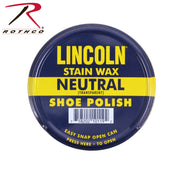 Lincoln U.S.M.C. Stain Wax Shoe Polish