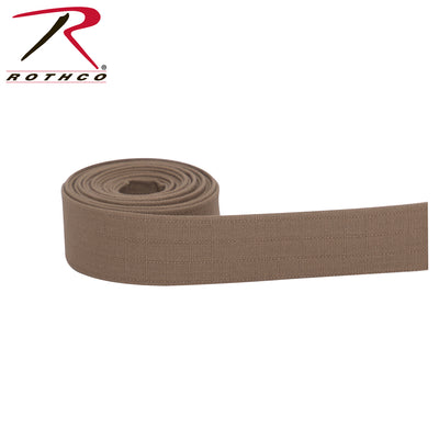 Rothco Blank Branch Tape Roll - AR 670-1 Coyote Brown