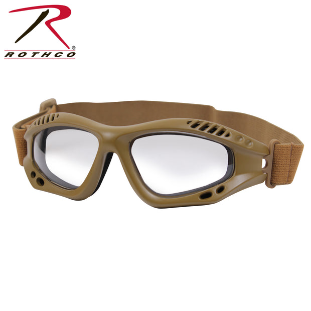 Rothco ANSI Rated Tactical Goggles