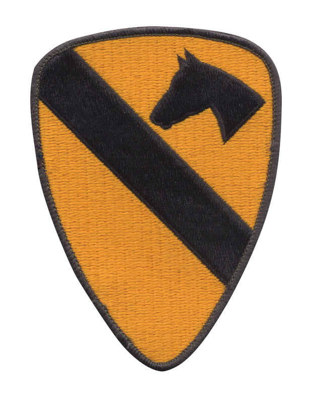 First Cavalry Patch