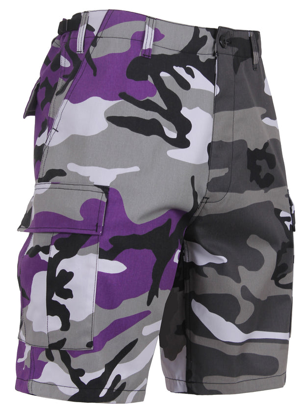 Rothco Two-Tone Camo BDU Short