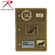 Rothco Morale Patch Book Page
