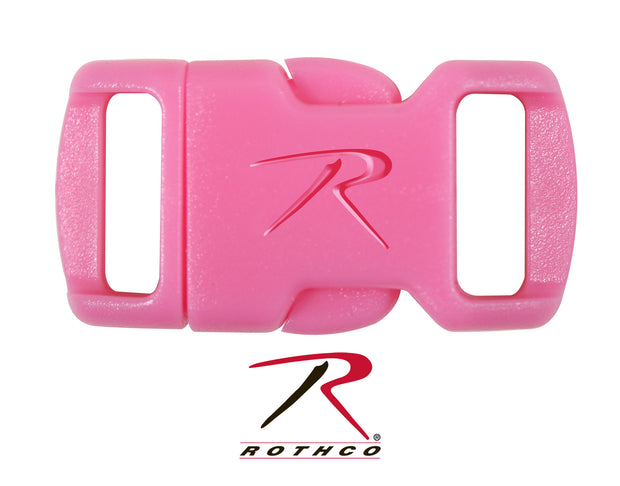Rothco Side Release Buckle - 3/8""