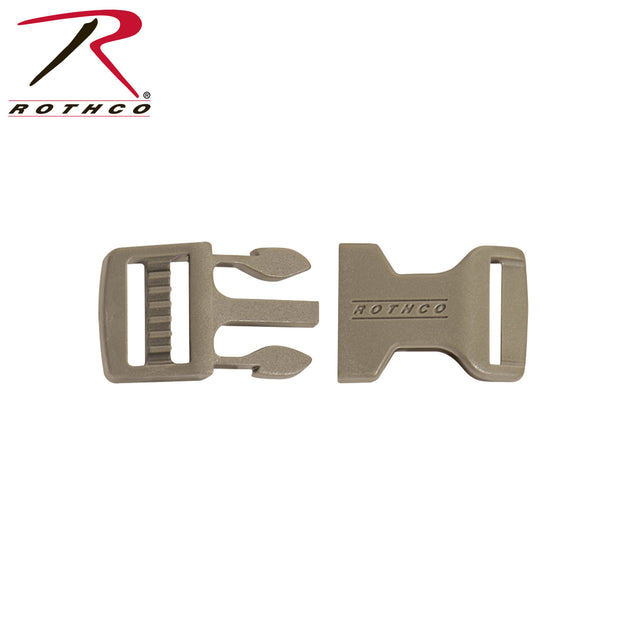 "Rothco 1/2"" Side Release Buckle"