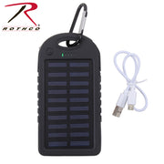 Rothco Waterproof Solar Power Bank