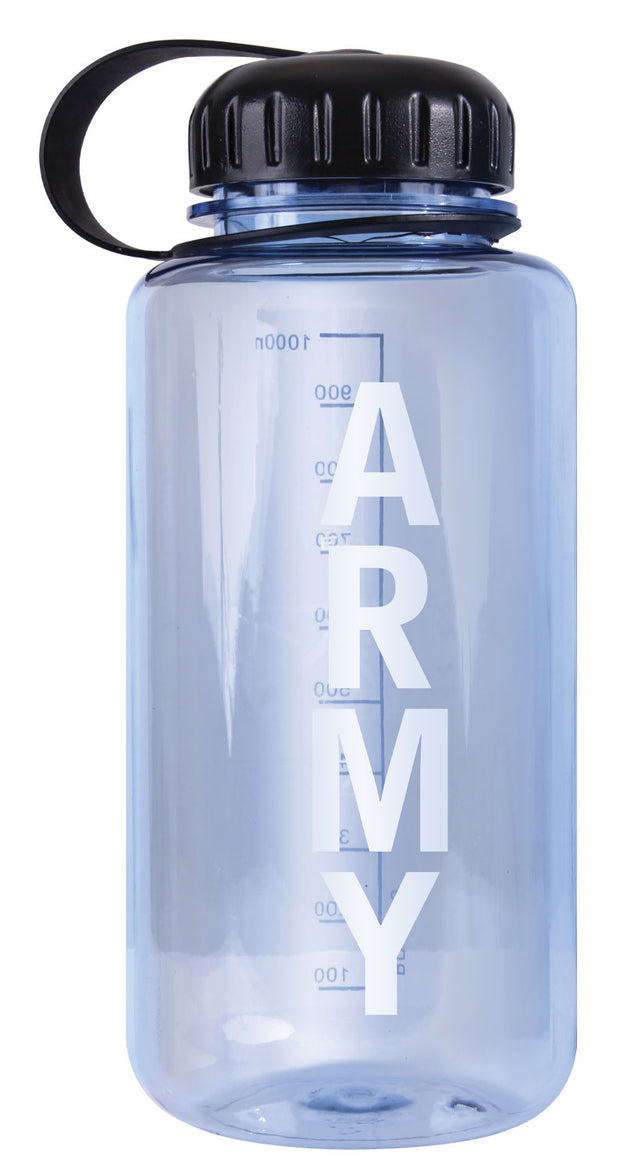 Rothco Military Logo BPA Free Water Bottle - 32 Ounces