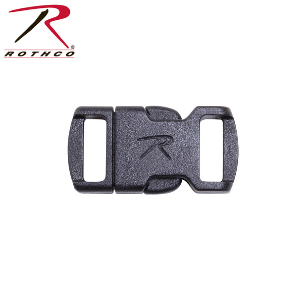 Rothco 3-8'' Flat Side Release Buckle